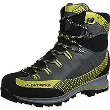 La Sportiva Nepal Evo GTX, Botas Slouch para Hombre, Amarillo (Giallo 000), 44.5 EU
