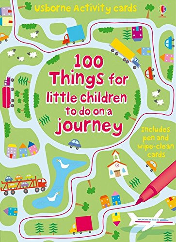 100 Things for Little Children to Do on a Journey (Activity...