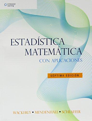 Estadística Matemática con Aplicaciones