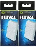 Fluval A486 Schaumstoffpatrone für Aquarium-Filter U2, 2 x 2 Stück