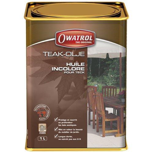Preisvergleich Produktbild -Olje Owatrol Teak-Öl 1 L
