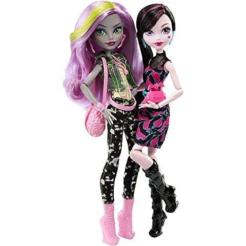 Monster High DNY33 muñeca - muñecas (Chica, Multicolor, Femenino, Ampolla)