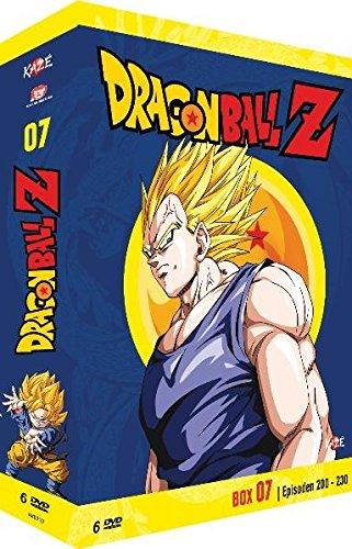 Dragonball Z - Box 7/10 (Episoden 200-230) [6 DVDs]