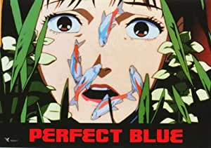 Perfect Blue Plakat Movie Poster (11 x 14 Inches - 28cm x 36cm) (1997) French E
