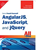 Sams Teach Yourself AngularJS, JavaScript and jQuery All in One assumes absolutely no previous knowledge of JavaScript or jQuery. Brad Dayley and Brendan Dayley begin by helping students gain the relevant JavaScript skills they need, introducing Java...