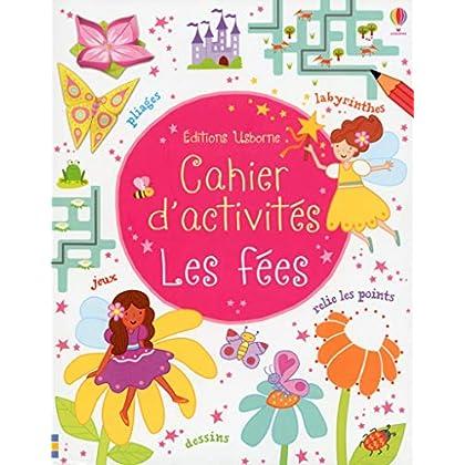 Cahier d'activités - Les fées