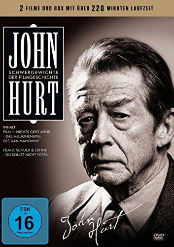 John Hurt : Nichts geht mehr - Das Millionenspiel des Dan Mahowny / Schuld und Sühne