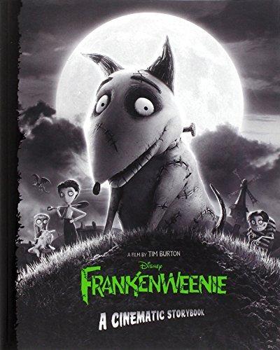 Frankenweenie: A Cinematic Storybook by Thomas Macri (2012-10-23)