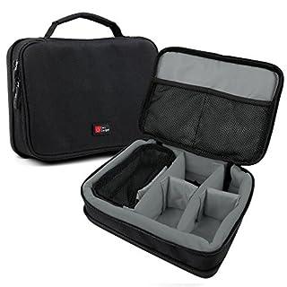 DURAGADGET Protective EVA DVR Case (in Grey) - Suitable for the AstroAI Digital Voice Recorder AVR800