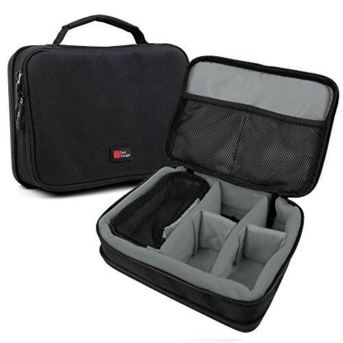 DURAGADGET Protective EVA Action Camera Case (with Grey Interior) - Suitable for the SOOCOO S33WS Pro WiFi Sport Action Camera