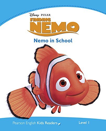 Penguin Kids 1 Finding Nemo Reader (Pearson English Kids Readers) - 9781408288535