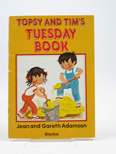 Topsy and Tim's Tuesday book