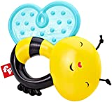 #5: Fisher Price Honey Bee Silicon Teether