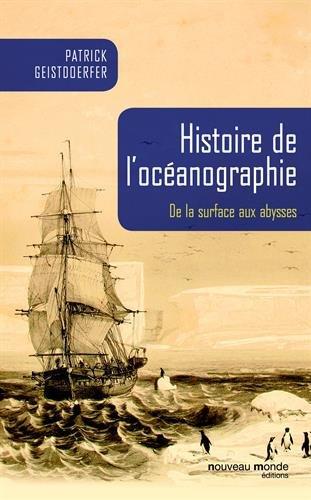 Histoire de l'océanographie