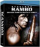 Rambo 1-3  [US Import] [Blu-ray] [Region A]