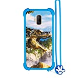 Case for DOOGEE V PLUS Case Silicone border + PC hard