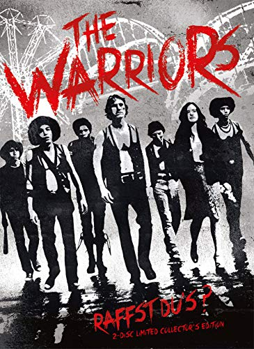 The Warriors  BR - Limited Collector's Edition Mediabook Cover B  (+ DVD) - Limitiert auf 500 Stück [Blu-ray]
