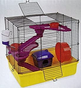 Petface Hamster Home