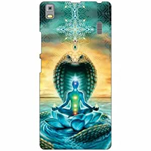 Printland Lenovo K3 Note - PA1F0001IN Back Cover High Quality Designer Case