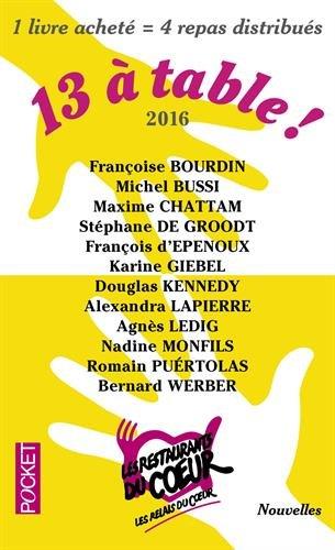 13 à table ! 2016/Les Restos du Coeur