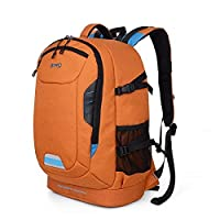 Huntvp Large Waterproof Camera Backpack Anti-shock DSLR Bag Photography Rucksack for Canon/Nikon/Sony/Olympus/Pentax (Size:12.2