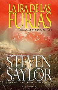 La ira de las furias par Steven Saylor