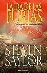 La ira de las furias par Saylor