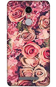 Redmi Note 4 Printed Back Cover