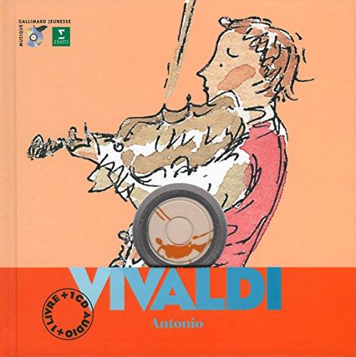 Antonio Vivaldi par Olivier Baumont