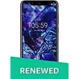 (Renewed) Nokia 5.1 Plus (Black, 32 GB) (3 GB RAM)