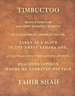 TIMBUCTOO (English Edition) par [Shah, Tahir]