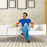 Leichter stabiler Couch Tisch