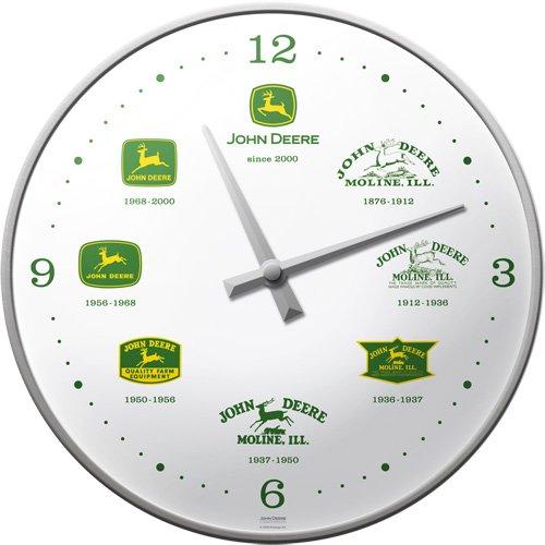 john-deere-wall-clock