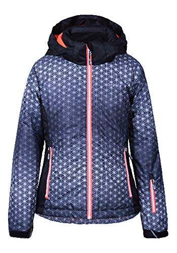 Icepeak Kinder Hermia Junior Jacke, Lead-Grey, Size 164 cm