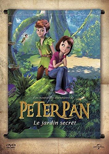 les-nouvelles-aventures-de-peter-pan-n6-le-jardin-secret