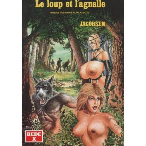 Le Loup et l'agnelle par Jacobsen