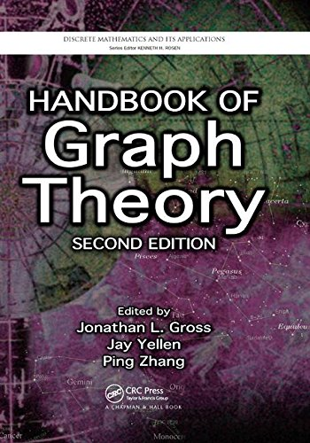 Handbook of Graph Theory, Second Edition (Discrete Mathematics and Its Applications)
