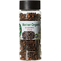 Mother Organic Clove Whole Bottle, 50g