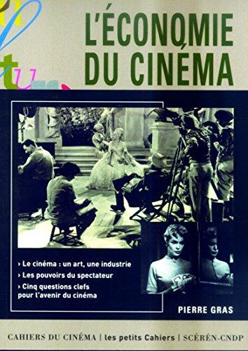 L'économie du cinéma