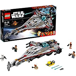 LEGO Star Wars - The Arrowhead - 75186 - Jeu de Construction