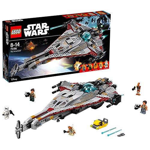 LEGO Star Wars 75186 - The Arrowhead Raumschiff Spielzeug 4