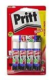 Pritt 1483489 Glue Stick,Small(Pack of 5)-White