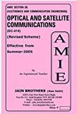 AMIE - Section (B) Optical and Satellite Communication ( EC - 414) Electronics and Communication Engineering Solved and Unsolved Paper