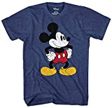 des Tons de Mickey Vintage Classic Graphic Tee Disneyland World Mens T-Shirt Adultes...