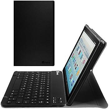 Supremery Kindle Fire HD Tastatur Alu Bluetooth: Amazon.de