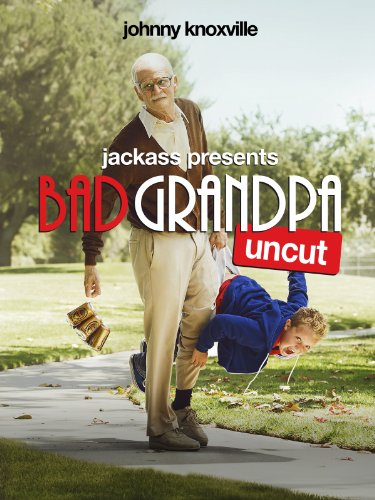 JACKASS PRESENTS: BAD GRANDPA (EXTENDED) [dt./OV]