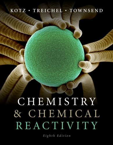 Chemistry and Chemical Reactivity by John C. Kotz (2011-01-07)