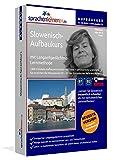 Slowenisch-Aufbaukurs mit Langzeitgedächtnis-Lernmethode von Sprachenlernen24.de: Lernstufen B1+B2. Slowenischkurs für Fortgeschrittene. PC CD-ROM+MP3-Audio-CD für Windows 8,7,Vista,XP/Linux/Mac OS X