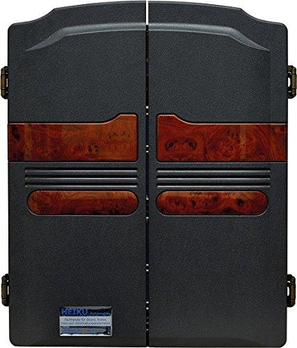 Elektronische Dartscheibe Dartona CB40 Cabinett – Turnierscheibe mit 27 Spielen und über 150 Varianten - 2