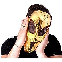 Ciao 68178–Máscara Extraterrestre Metal (plástico, colores surtidos